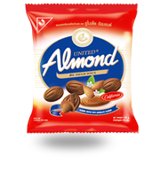 Almond Dark&White Chocolate