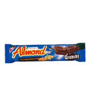 United Almond Bar Crunchy