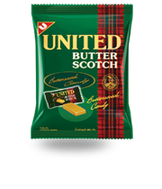 United Butter ScotchCandy(Export)