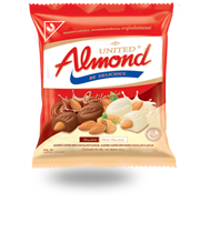 United Almond White Chocolate